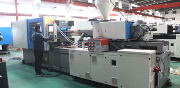 350 ton plastic injection molding machine