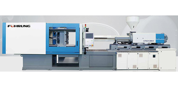 390 ton ultra high speed injection molding machines