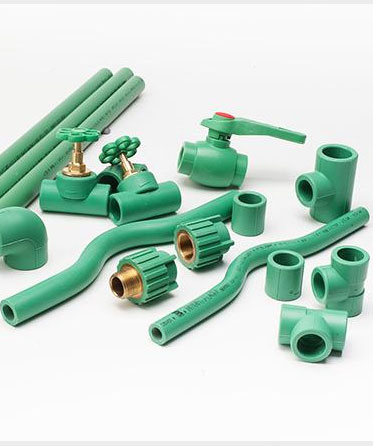 Injection molding solution of construction material